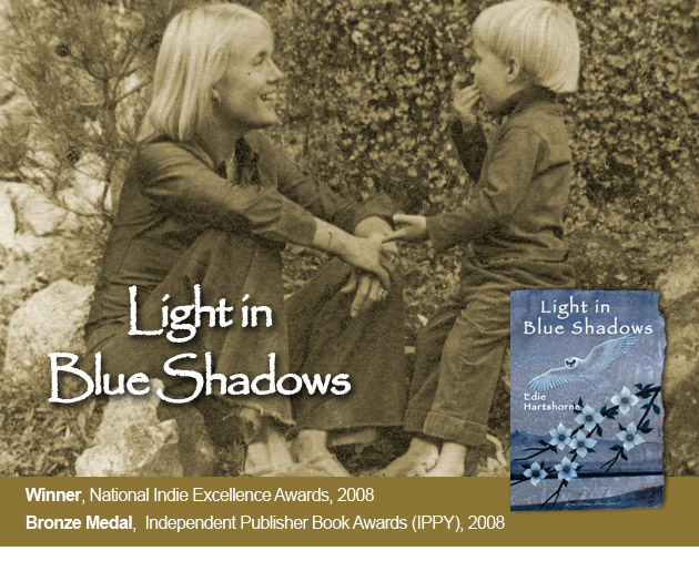 Light in Blue Shadows -- an exploration of grief and transformational healing